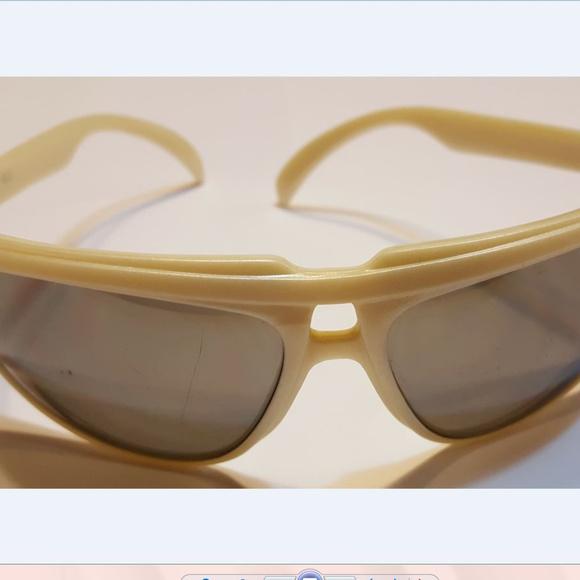 Bolle Accessories | Sunglasses Off White Frames Acrylex | Poshmark